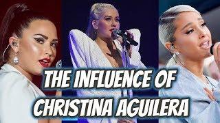 Female Singers Sounding Like Christina Aguilera!