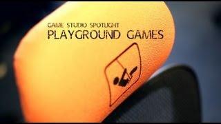 Game Studio Spotlight: Playground Games
