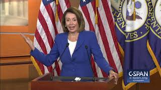Word for Word: Speaker Pelosi and President Trump on Border Wall (C-SPAN)