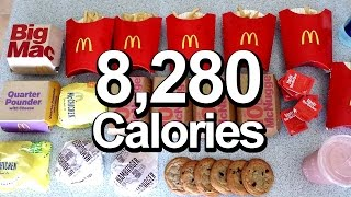2016 Olympic Cheat Meal Challenge (Sawan Serasinghe