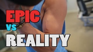 EPIC vs REALITY