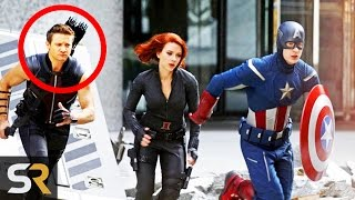 10 Dangerous Fails From Movie Stunts In Popular Movies