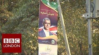 The Mayor of London in Islamabad – BBC London News