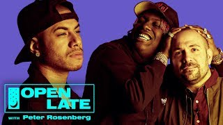 Lil Yachty, araabMUZIK & What Do We Do With Kanye?   Open Late with Peter Rosenberg