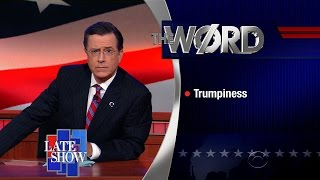 The Word: Trumpiness
