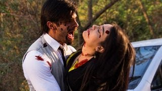 Asad & Zoya MEET with an ACCIDENT in Qubool Hai 10th December 2013 FULL EPISODE