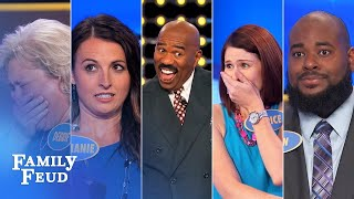 TOP 5 MOMENTS FROM MAY 2018! | Family Feud