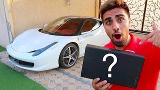 GIFT MORE EXPENSIVE THAN MY CAR !!!