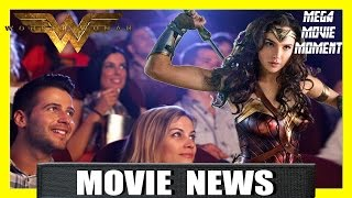 Wonder Woman Early Reviews and Box Office Projections | Mega Movie Moment