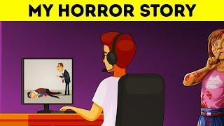 Fortnite Horror Story That
