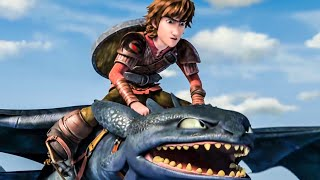 DRAGONS: RACE TO THE EDGE Season 6 First Look Clip + Trailer (2018) Netflix