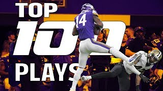 Top 100 Plays of the 2017 Season! | NFL Highlights