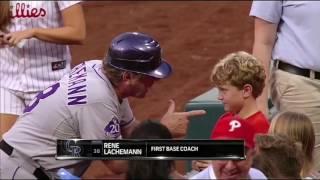 MLB | Fan Interactions