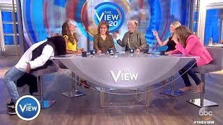 Raven Symoné Returns To The View (Party Time)