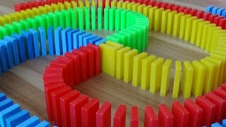 HUGE DOMINO SCREENLINK! (25,000 dominoes!)