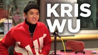 Kris Wu talks being in the studio w/ Pharrell, how