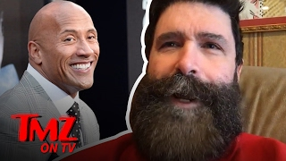 The Rock For President? | TMZ TV