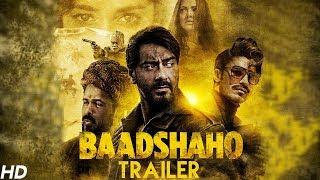 Baadshaho Official Trailer   Ajay Devgn, Emraan Hashmi, Esha Gupta, Ileana D
