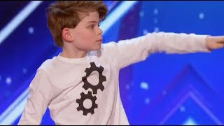 12 Y.O Boy Tells His Story Through AMAZING Moves | Week 1 | America