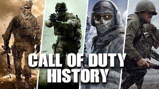 14 Jahre Ballerkult: Die Geschichte von Call of Duty [udPp]