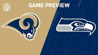 Rams vs. Seahawks | Around the NFL Podcast | NFL Week 15 Previews