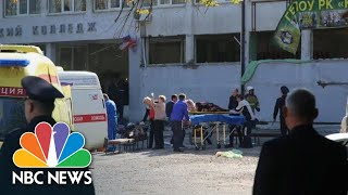 Deadly Attack At College In Russian-Annexed Crimea | NBC News