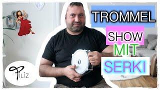 TROMMEL SHOW MIT SERKI | Hellofresh | VLOG | FILIZ