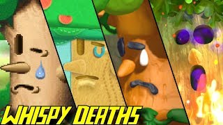 Evolution of Whispy Woods Deaths (1992-2018)