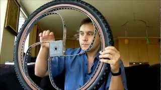 The ShockWheel invention by Chet Baigh