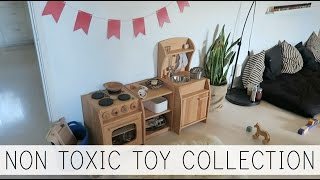 toddler toy collection - open ended & minimal (ish) | ohgeeitsbri