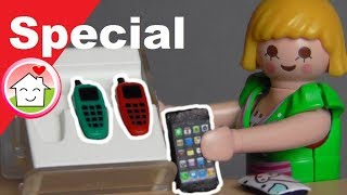 Pimp my PLAYMOBIL / Handy selber machen / Kinderfilm von family stories