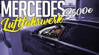 JP Performance - Mercedes S500e | Luftfahrwerk