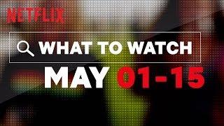New to Netflix US   May   Netflix