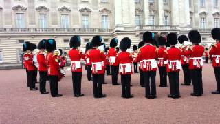 Game of Thrones theme song played by the Queen