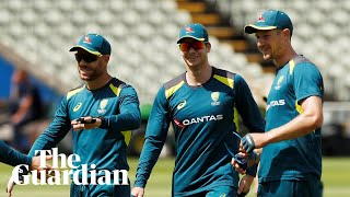 'There will be nerves': Waugh on reformed ball-tampering trio making Test return for Ashes