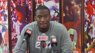 TigerNet: Clelin Ferrell : We wanted to leave no doubt with Louisville