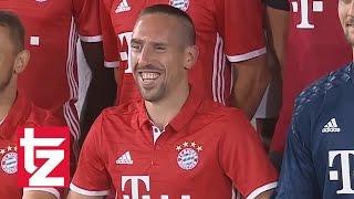 FCB: Happy Birthday Franck Ribéry - Seine besten Szenen im Video
