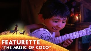 """Music of Coco"" - Disney/Pixar"