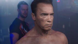 WWE 2K16 - Arnold Schwarzenegger Terminator Trailer
