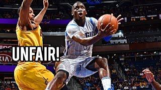 "NBA ""UNFAIR Rookies"" Moments"