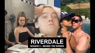 Riverdale Season 3   Instagram Behind The Scenes