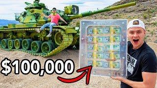 BREAK THE BOX WIN $100,000