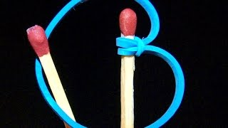 10 Amazing Fire Tricks and Science Experiments!  Compilation