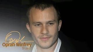 Daniel Day-Lewis Stops Oprah Interview to Talk Heath Ledger's Death   The Oprah Winfrey Show   OWN