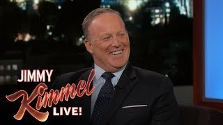 Sean Spicer on Inauguration Crowd and Press Corps