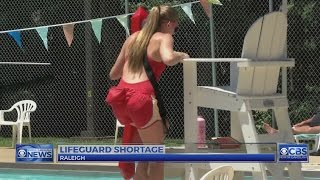 Raleigh pools have waiting lists during lifeguard shortage