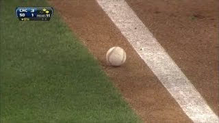 MLB Perfectly Placed Hits