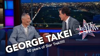 """George Takei: """"Enterprise Was a Metaphor for Starship Earth"""""""