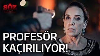 Söz | 8.Bölüm -Profesör Kaçırılıyor!