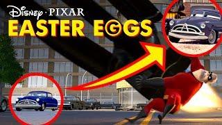Our Favorite Pixar Hidden Easter Eggs & Secrets
